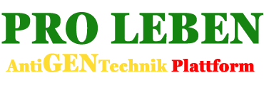 Proleben Plattform - Antigentechnik
